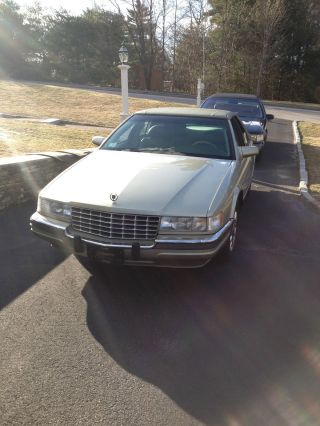 1997 Cadillac Seville Sls Sedan 4 - Door 4.  6l photo