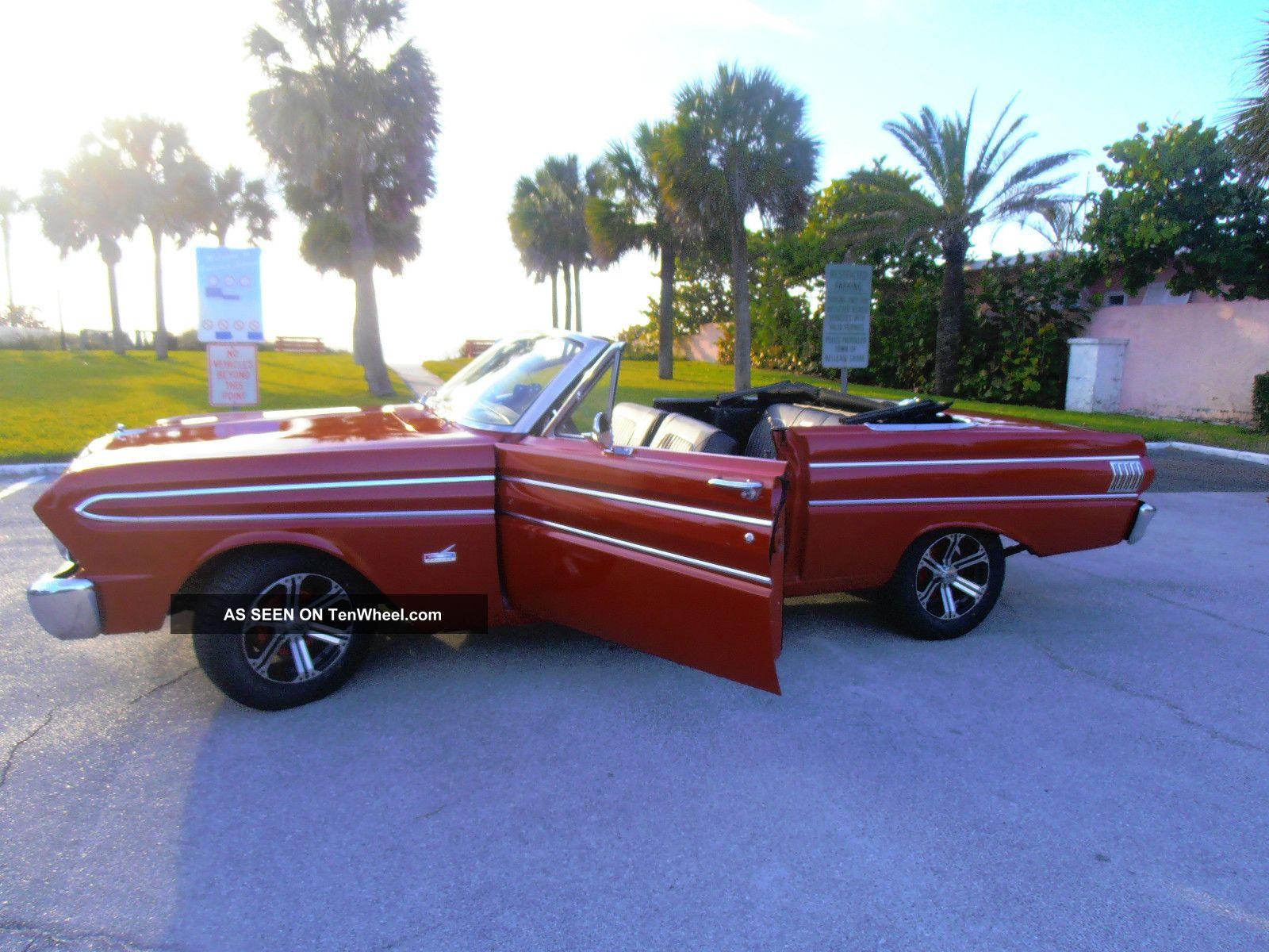 1964 Ford Falcon Futura Convertible