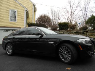 2011 Bmw 535i Sedan 4 - Door 3.  0l Loaded With All Kinds Of Options photo