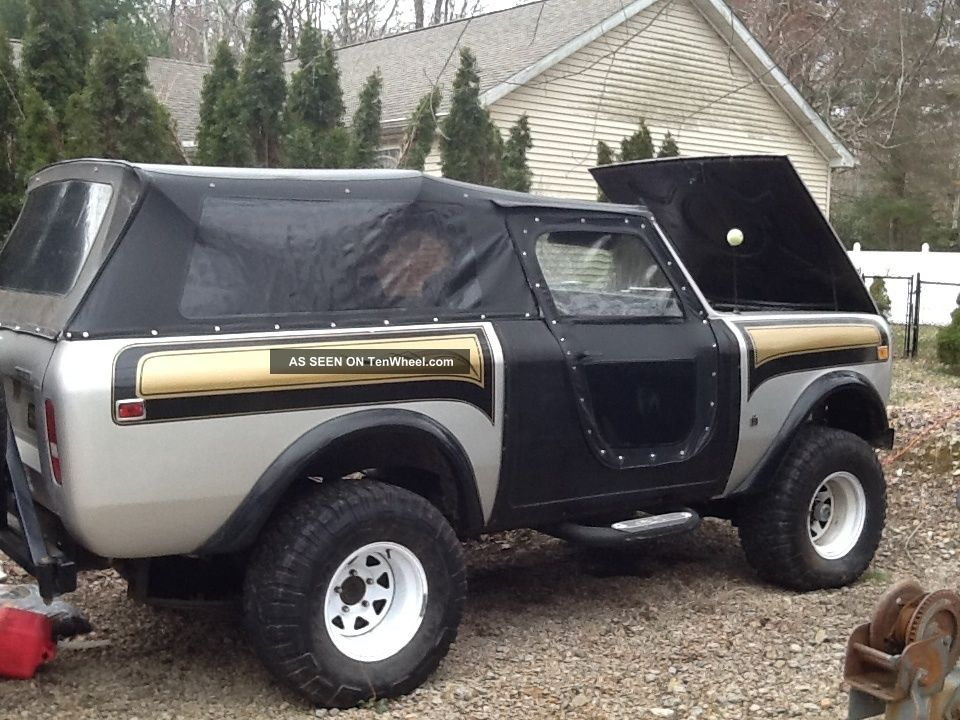 1979 International Scout Ii Scout photo