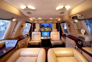 2005 Becker Ford Excursion Luxury Limo photo