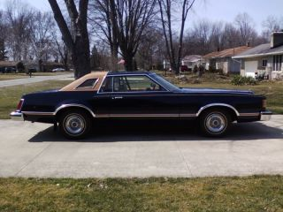 1978 Ford Ltd Base Hardtop 2 - Door 5.  8l photo