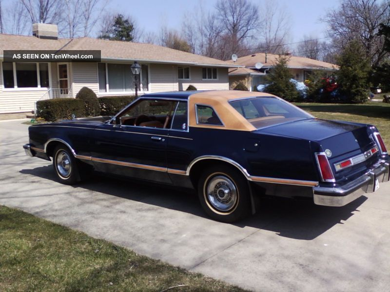 1978 Ford Ltd Base Hardtop 2 Door 5 8l