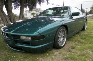 1991 Bmw 850i Dinan Performance Preped 2 - Door 5.  0l V12 photo