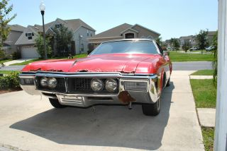 1968 Classic Buick Riviera W / Vinyl Top - Project Car For Restoration photo