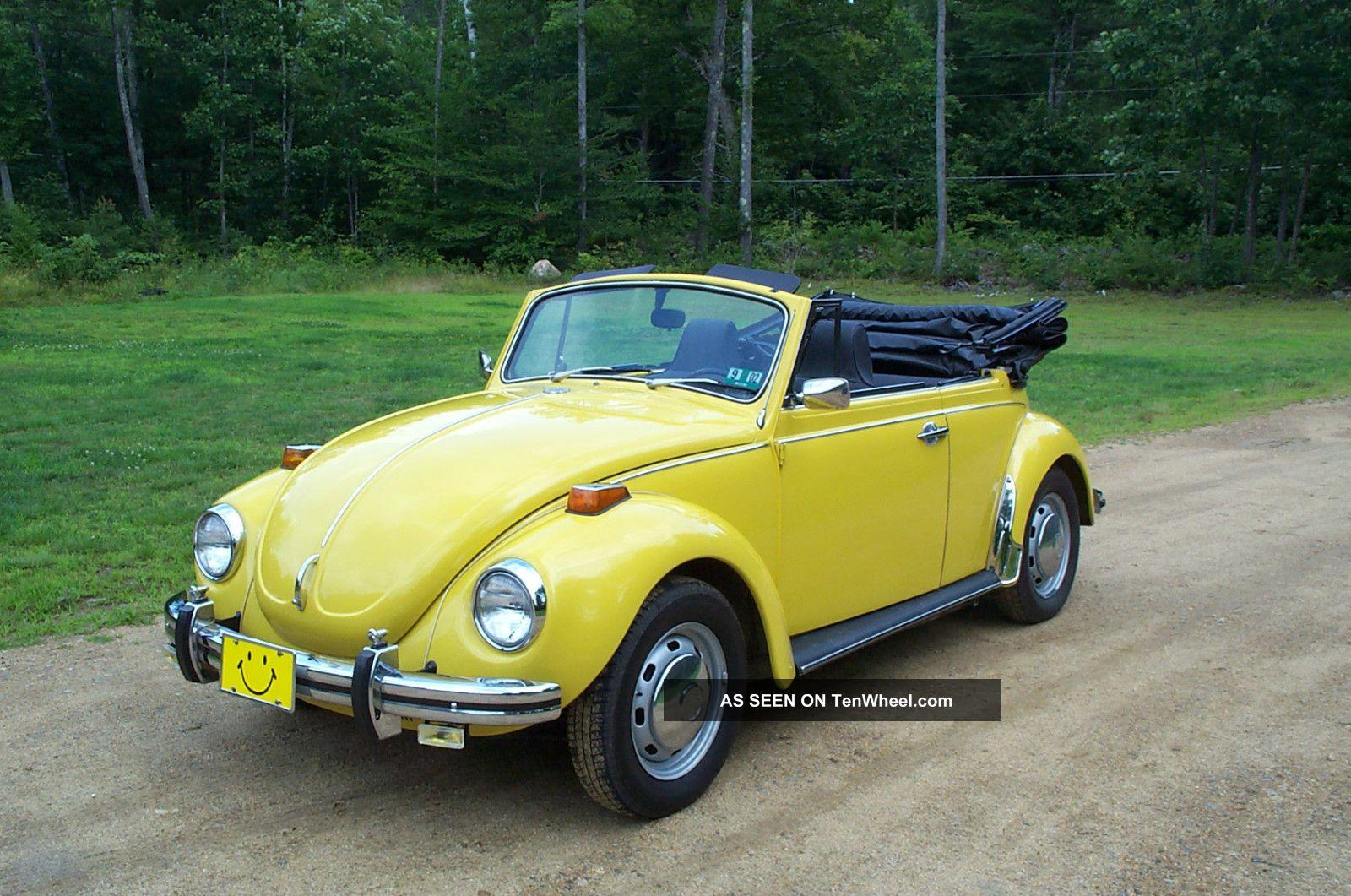 1971 volkswagen beetle convertible. Black Bedroom Furniture Sets. Home Design Ideas