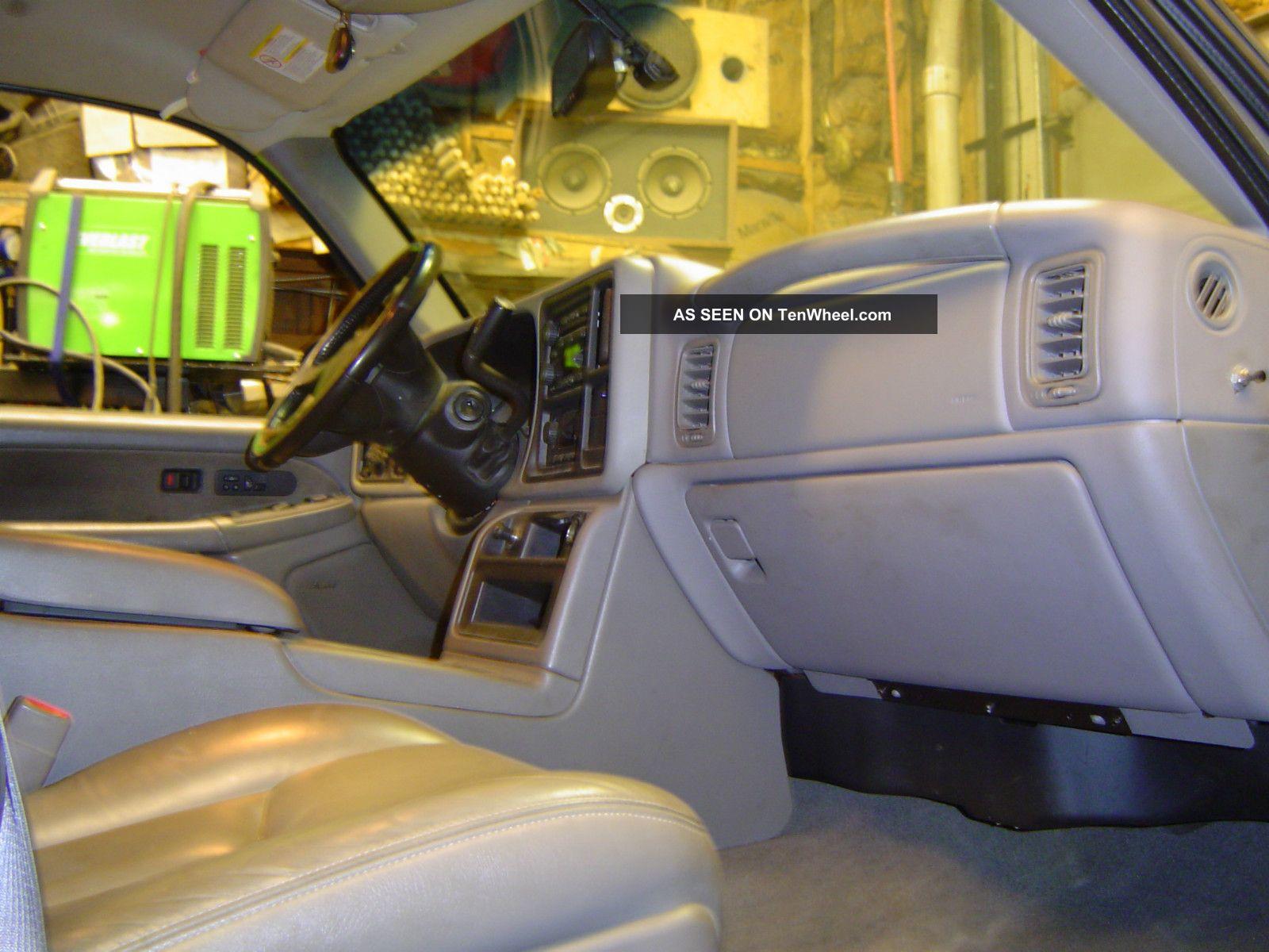 Huge 2003 Gmc Sierra 2500 Hd Slt Extended Cab Pickup 4 - Door 8.  1l Sierra 2500 photo