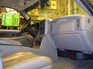 Huge 2003 Gmc Sierra 2500 Hd Slt Extended Cab Pickup 4 - Door 8.  1l photo
