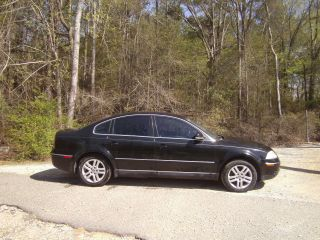 2005 Volkswagon Passat Tdi Diesel Tires Runs And Drives Needs Tlc photo