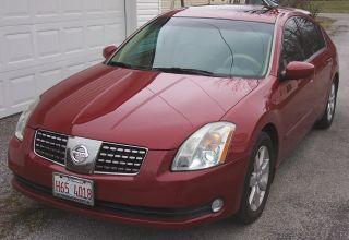 2006 Nissan Maxima Sl Sedan 4 - Door 3.  5l photo