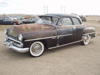 1951 Dodge Coronet 2 Door Coupe Rust Restoration Project photo