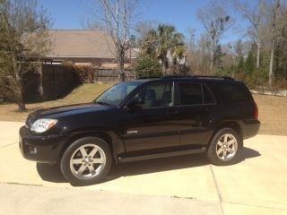 2007 Toyota 4runner Limited Loaded V6 photo