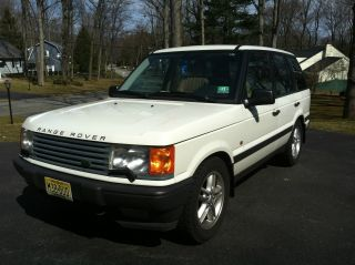 1999 Land Rover Range Rover With photo