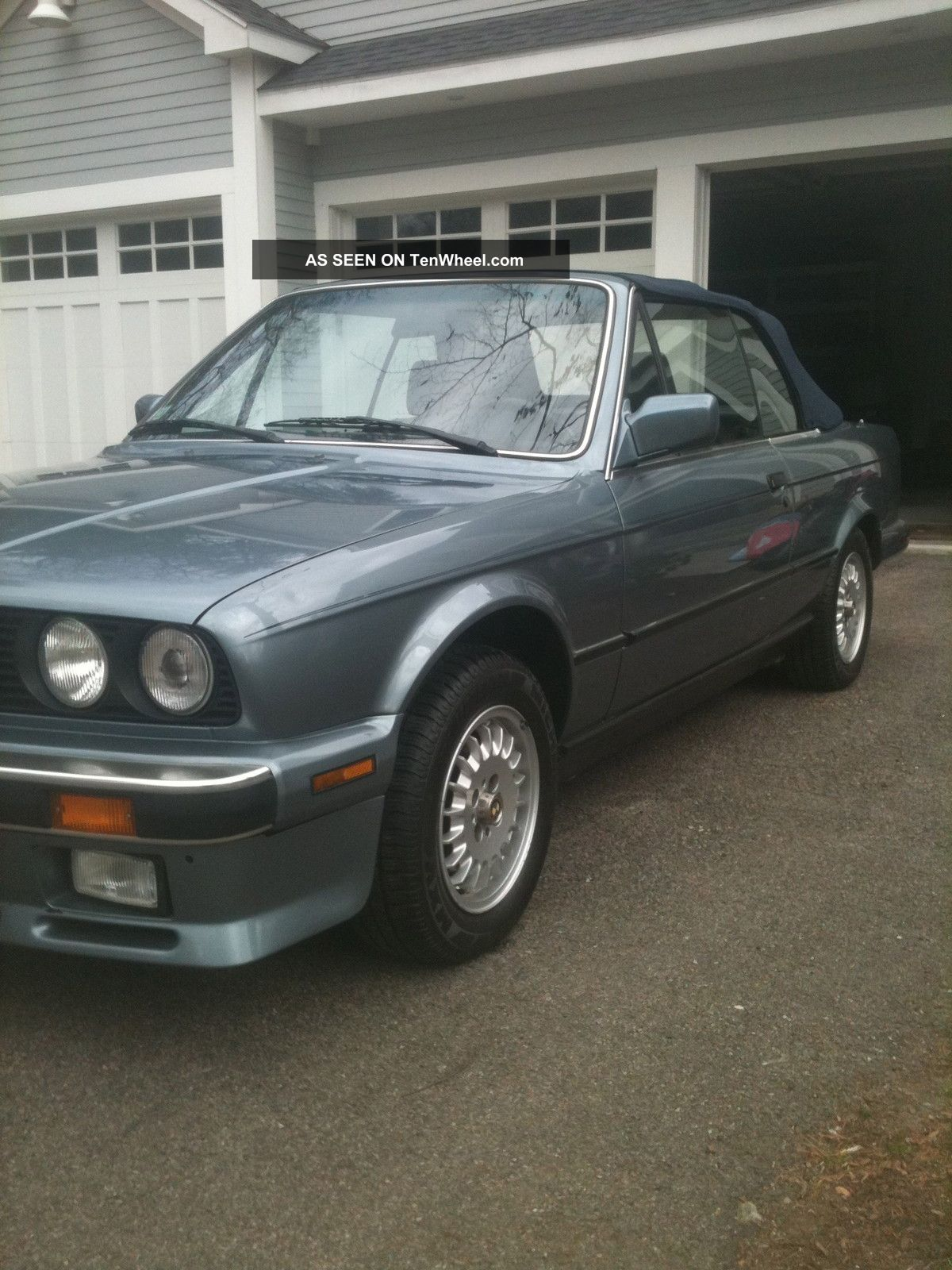 1988 Bmw 325 Convertible 3-Series photo