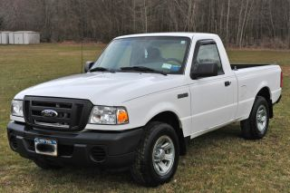 2008 Ford Ranger Xl Standard Cab Pickup 2 - Door 2.  3l photo