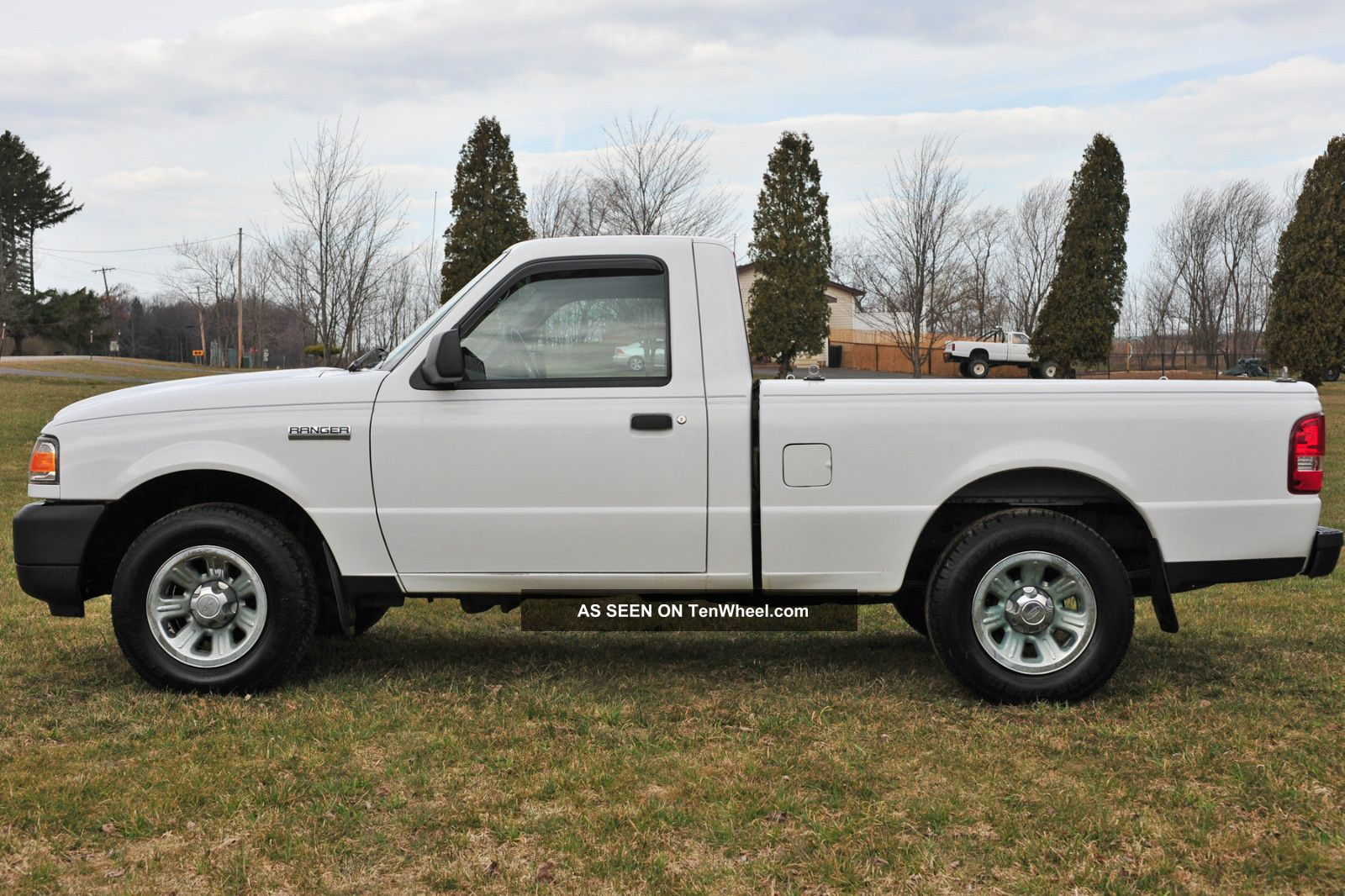 2008 ford ranger xl standard cab pickup 2 door 2 3l. Black Bedroom Furniture Sets. Home Design Ideas