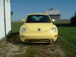1999 Volkswagen Beetle Tdi 1.  9 Turbo Diesel Manual 5 Speed photo