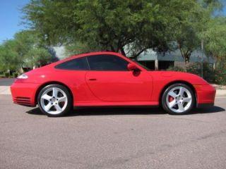 2005 Porsche 911 Carrera 4s Coupe Awd,  Auto,  Triptronic,  All Service Done photo
