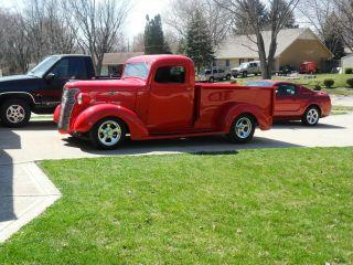 1938 Chevy Hot Rod Truck photo