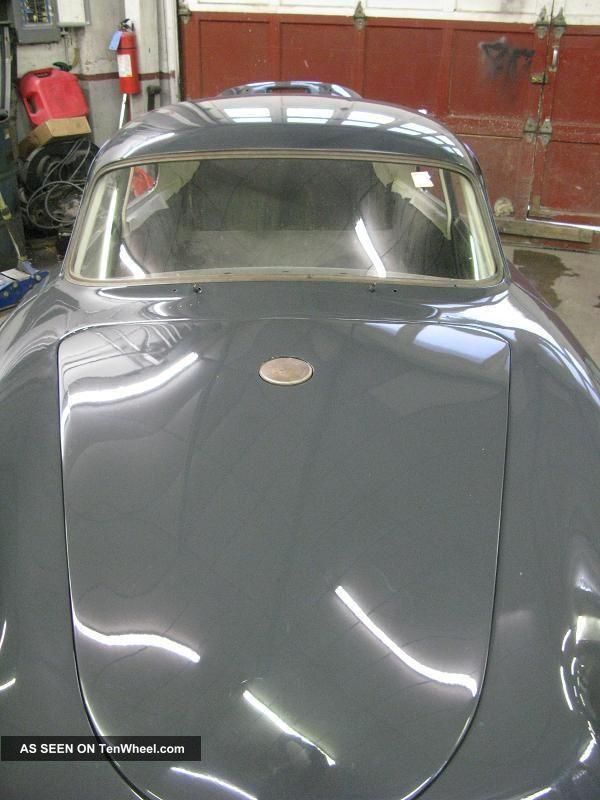 1960 Porsche 356b Outlaw 356 photo