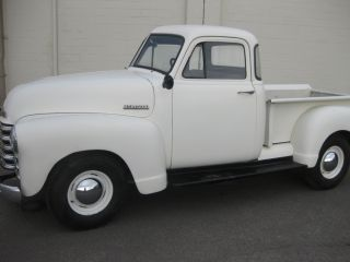 1953 Chevy Pick Up 3100 - Five Window In Awesome Condition photo
