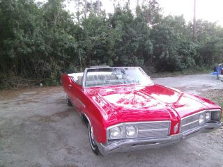 1968 Buick Lesabre 400 Convertible 2 - Door 350cu photo