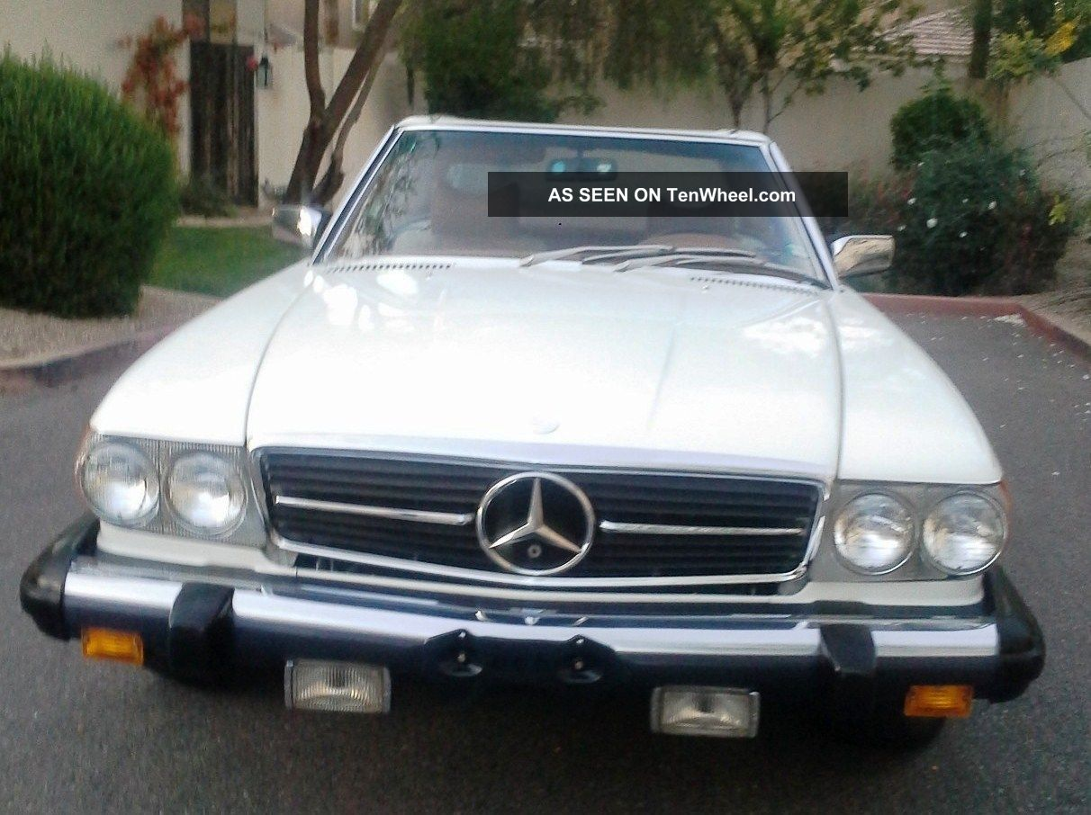 Pristine 1978 mercedes benz 450sl convertible for 1978 mercedes benz 450sl