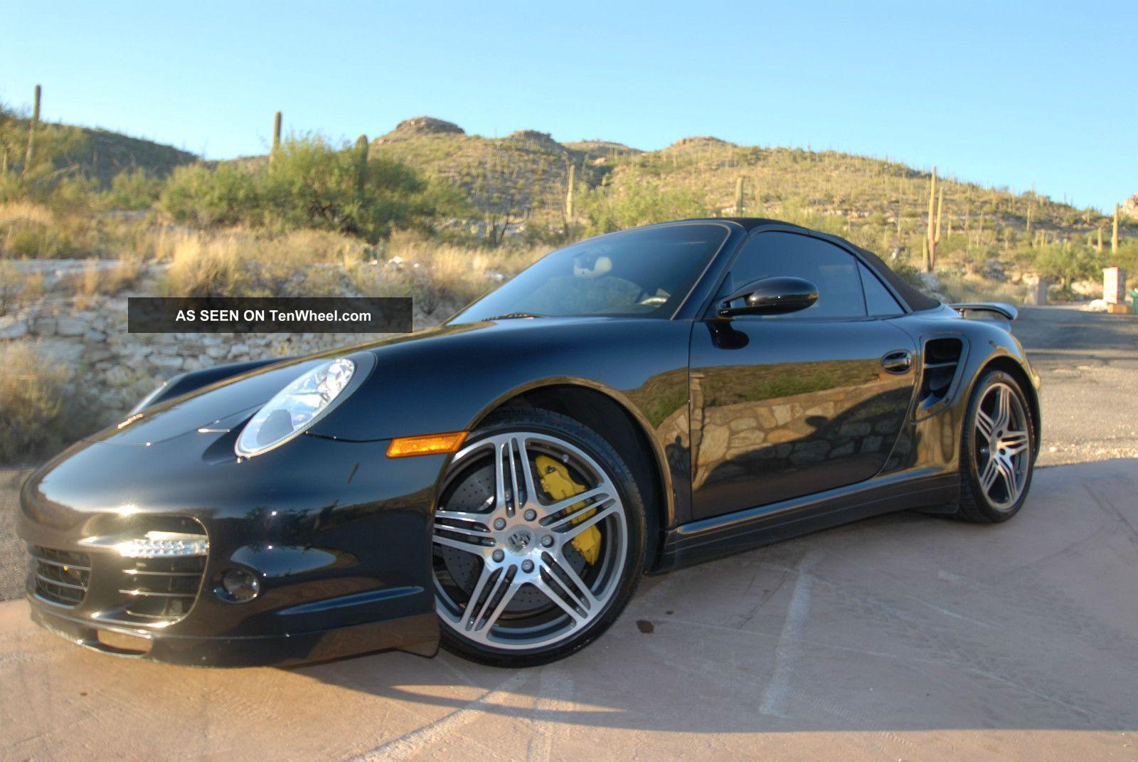 2008 Porsche Turbo Cabriolet 911 photo