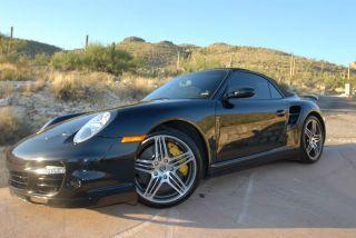 2008 Porsche Turbo Cabriolet photo