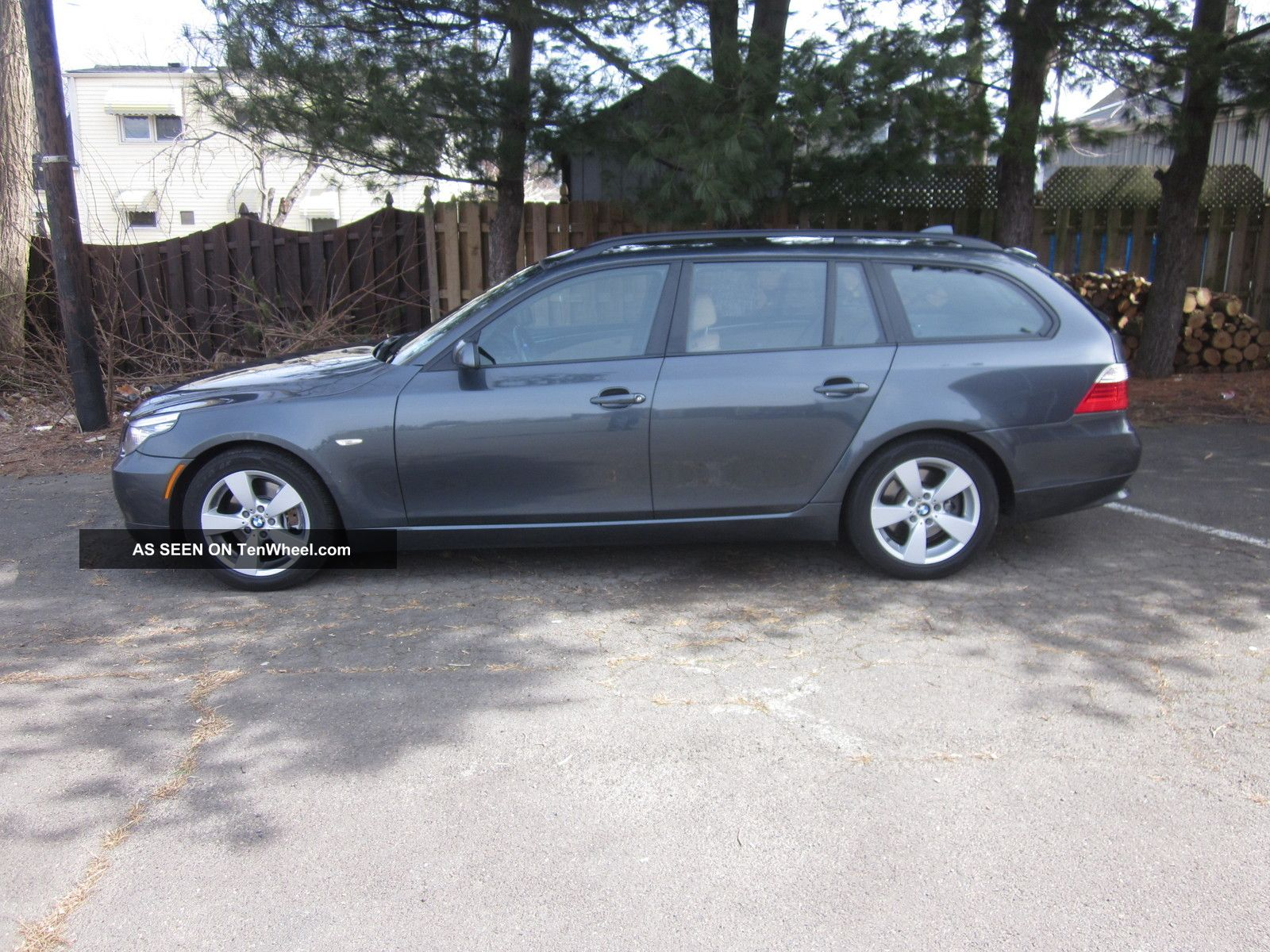 2008 535xi Auto Awd Lthr Moon Heat Cd Abs Sport Package Fully Loaded 5-Series photo