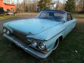 1961 Plymouth Fury Convertible photo