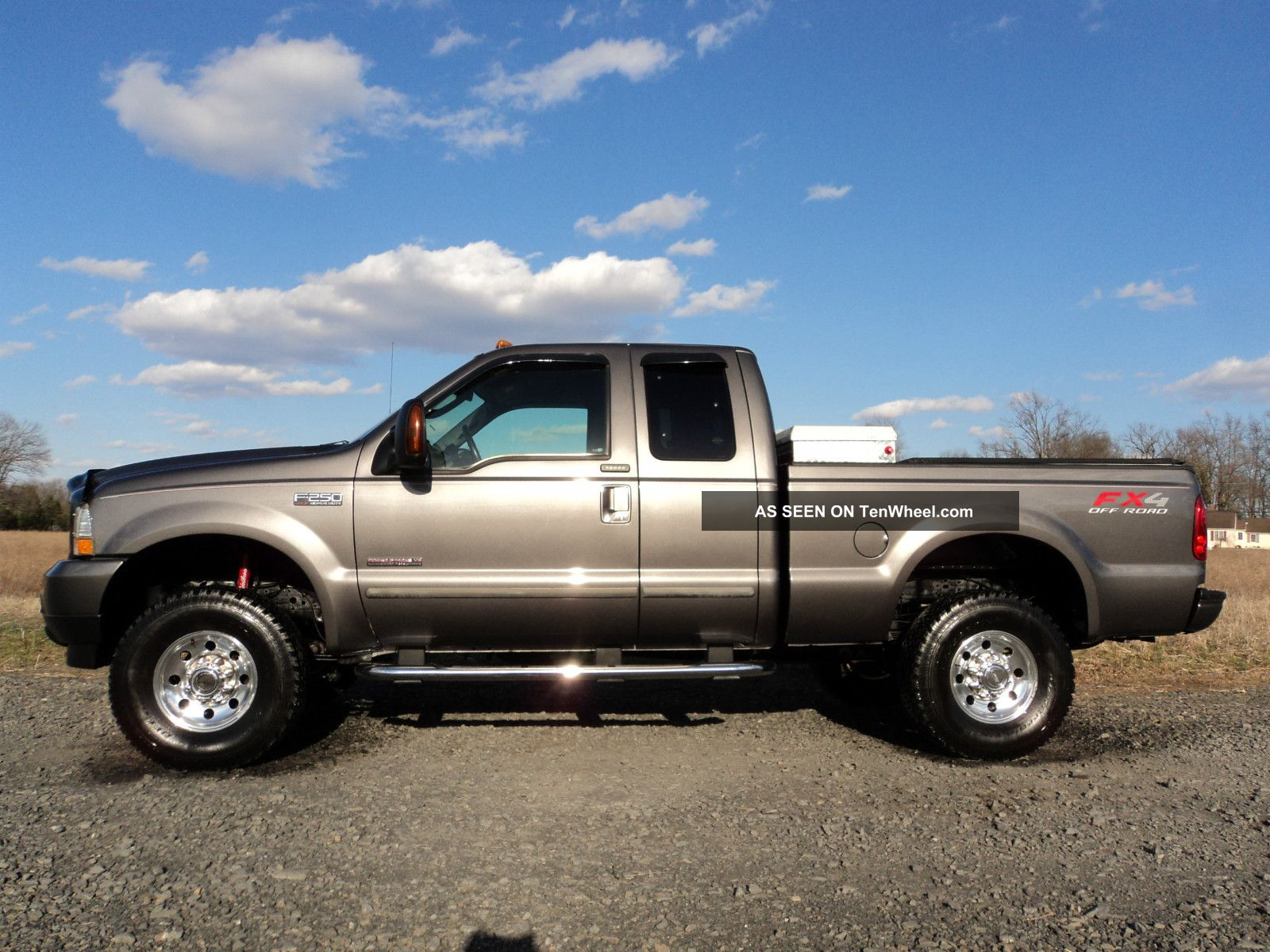 2003 ford f250 powerstroke diesel fx4 ext cab 4x4 16900 offer. Black Bedroom Furniture Sets. Home Design Ideas