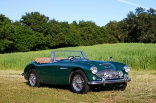 1965 Austin Healey 3000 Mkiii Bj8 -,  Strong And Honest California Bj8 photo