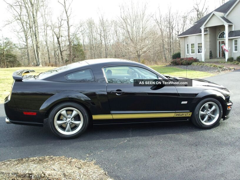 2006 Shelby Gt H Never Rented Shelby photo