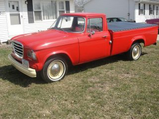 1963 Studebaker Pickup photo
