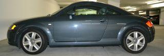 2003 Audi Tt Base Coupe 2 - Door 1.  8l photo
