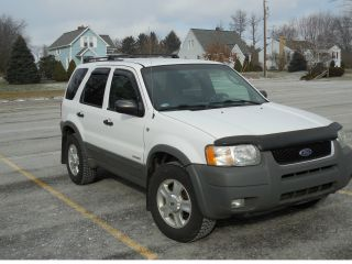 2002 Ford Escape 4x4 All Wheel Drive Suv 4 Door photo