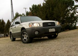 2005 Subaru Forester The Good,  The Bad,  And The Ugly photo