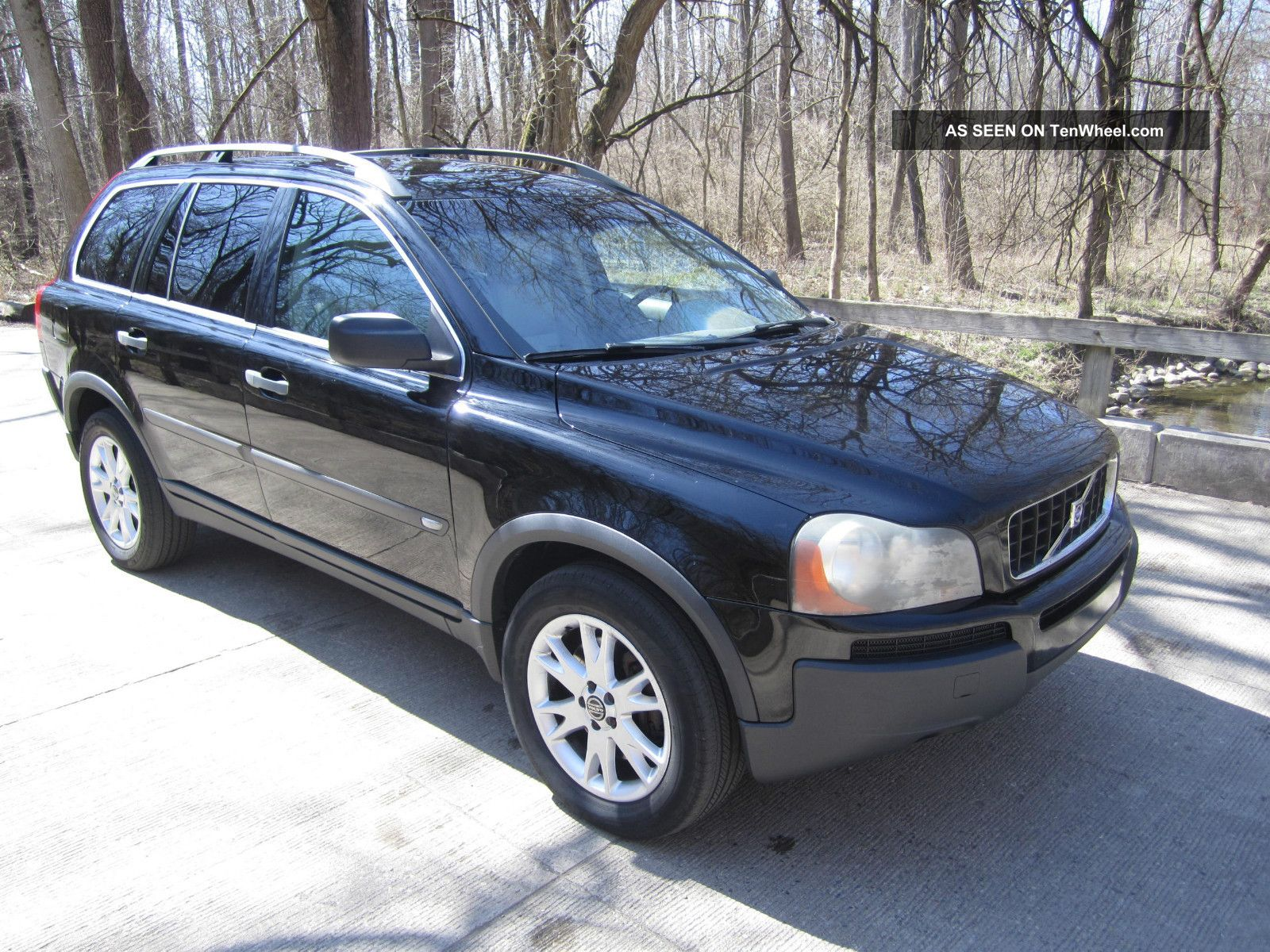 2005 volvo xc90 2 5t sport utility 4 door 2 5l. Black Bedroom Furniture Sets. Home Design Ideas