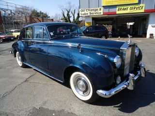 1962 Rolls Royce Silver Cloud Ii photo