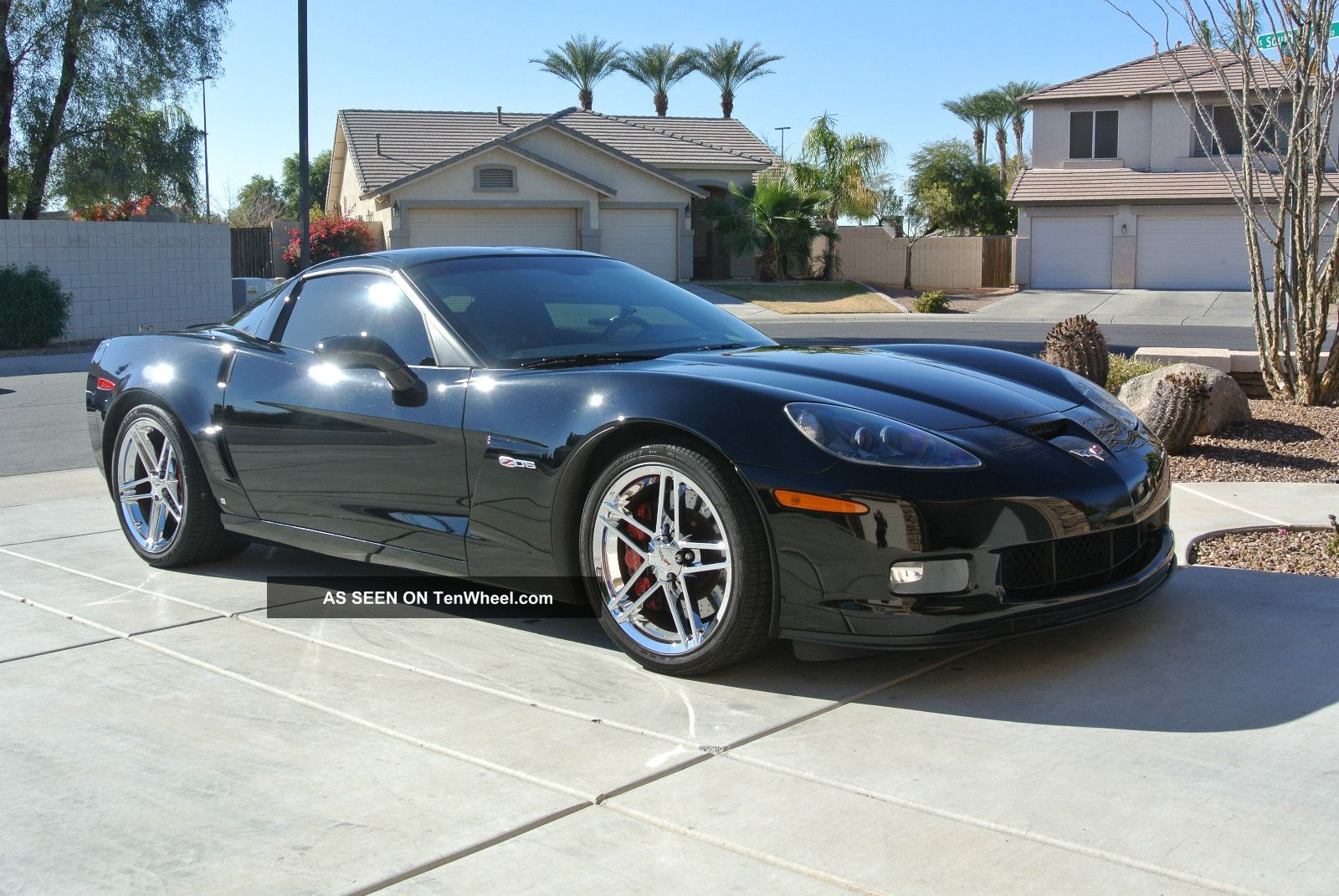 2008 chevrolet corvette z06 coupe 2 door 7 0l ls7 505hp. Black Bedroom Furniture Sets. Home Design Ideas