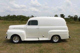 1951 Ford F - 1 Panel Truck photo