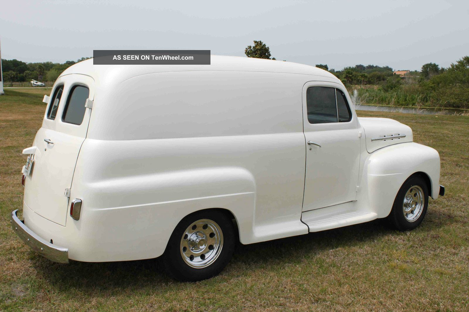 1948 1965 Panel Trucks For Sale On Craigslist Autos Post Ford F1 Wiring Diagram