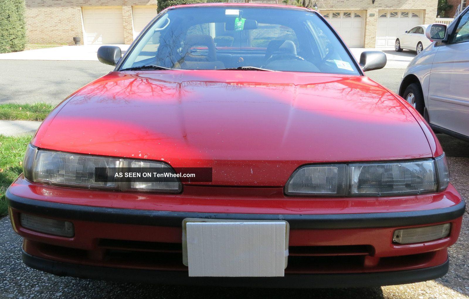 Acura Integra Gs Hatchback Door L Lgw