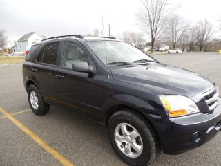 2009 Kia Sorento Lx Sport Utility Suv 4x4 4 Door V6 Good Gas Mileage photo