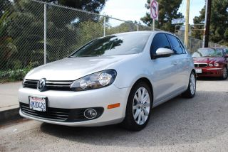 2010 Volkswagen Golf Tdi Diesel.  No Accidents.  Very. photo