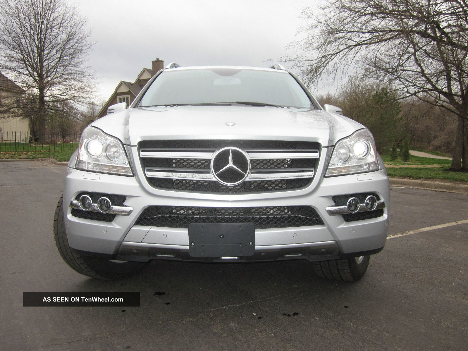 2011 mercedes benz gl450 base sport utility 4 door 4 6l for 2011 mercedes benz gl class gl450