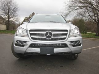 2011 Mercedes - Benz Gl450 Base Sport Utility 4 - Door 4.  6l photo