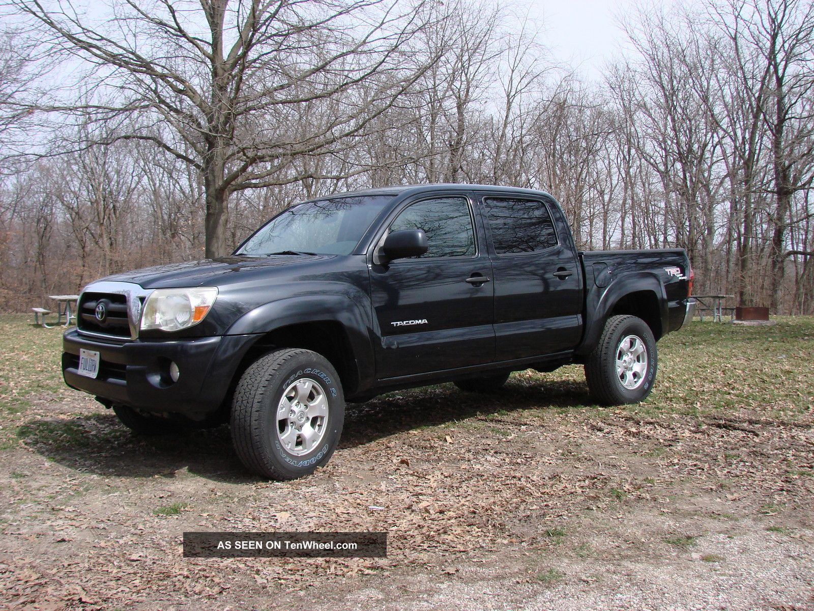 2005 Toyota Tacoma Crew Cab 4 Door 4x4 Tacoma photo