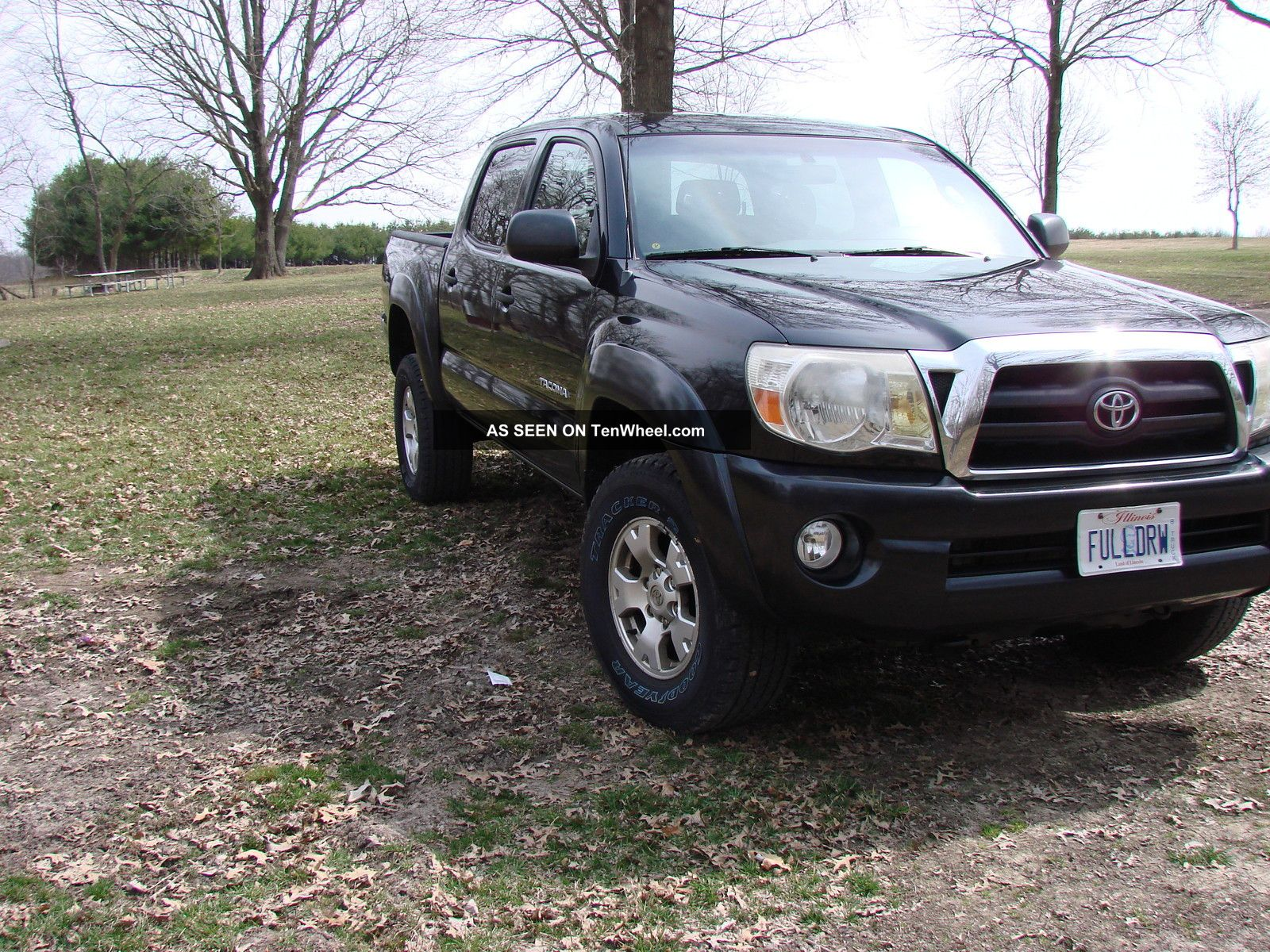 2005 toyota tacoma crew cab 4 door 4x4. Black Bedroom Furniture Sets. Home Design Ideas